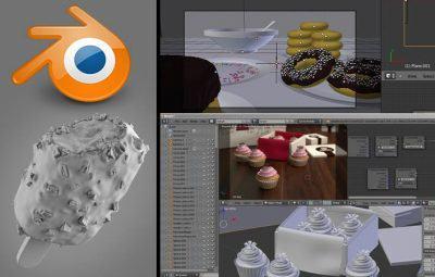 Tutorial: Criando um Picolé no Blender 3D
