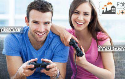 PlayReplay: Perfil de Jogadores e o Teste de Bartle