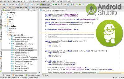 Tutorial: Configurando o ambiente de desenvolvimento no Debian – Parte 3: Executando o aplicativo no emulador
