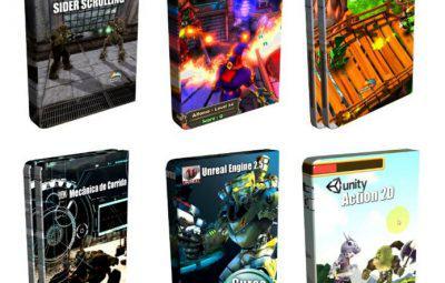 Estudos Gamers: Cursos Gratuitos de Desenvolvimento de Jogos Digitais