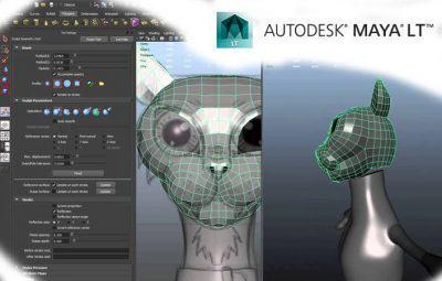Softwares: Ferramentas de Design – Maya LT