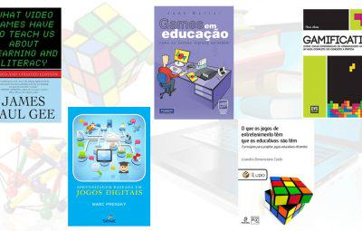 Youtube: 5 Livros Recomendados sobre Jogos Educativos