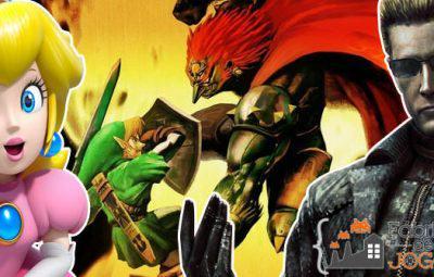 PlayReplay: Os Sete Arquétipos em Personagens de Jogos Digitais