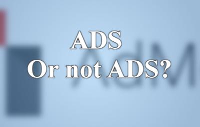 Artigo: Bom uso de ADS