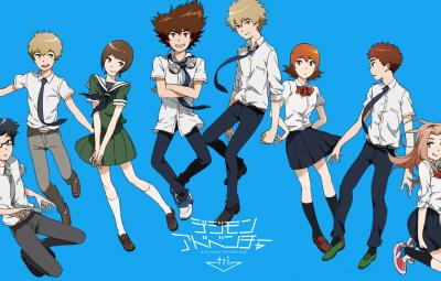 Dicas da Semana: Anime Digimon Adventure Tri