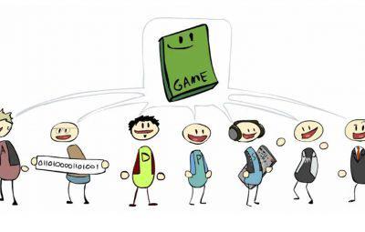 Youtube: 6 Profissionais do Desenvolvimento de Jogos Digitais