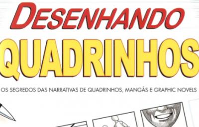 Referência de Livros Técnicos: Desenhando Quadrinhos