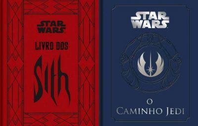 Dicas da Semana: Star Wars – O Caminho Jedi e O Livro dos Sith