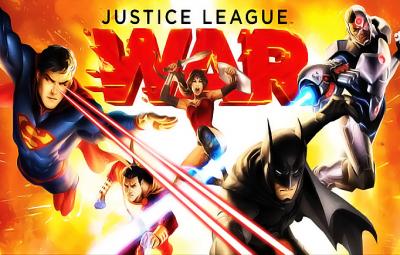 Dicas da Semana: Liga da Justiça: Guerra