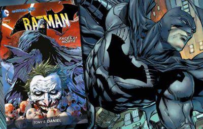 Dicas da Semana: Batman: Faces da Morte