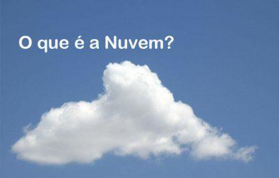 Artigo: O que é a Nuvem?