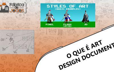 Youtube: O que é Art Design Document?