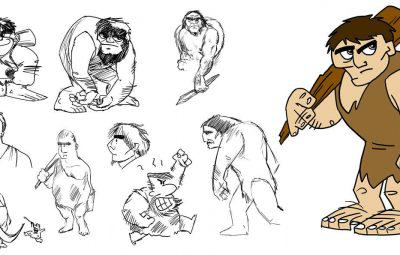 Artigo: Estudo de Personagem para Jogos e Animações