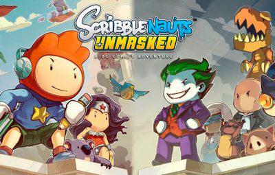 Artigo: Uso do Jogo Scribblenauts Unmasked como Recurso Didático na Aula