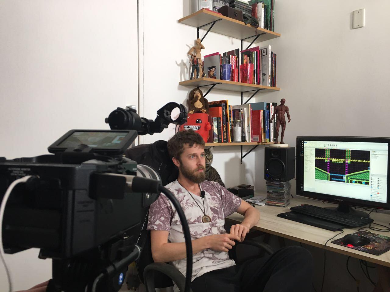 Estudos Gamers: Documentário sobre Desenvolvedores Indies Nacionais