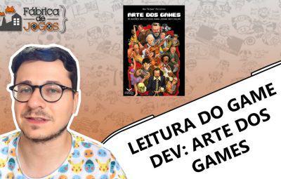 Leitura do Desenvolvedor de Jogos: Arte é chata? E a arte dos games?