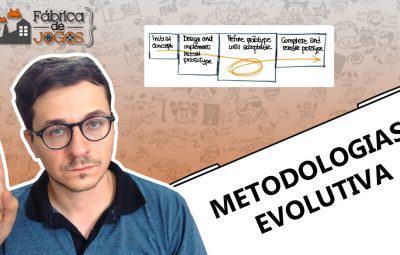 Metodologias de Desenvolvimento de Jogos: Evolutiva