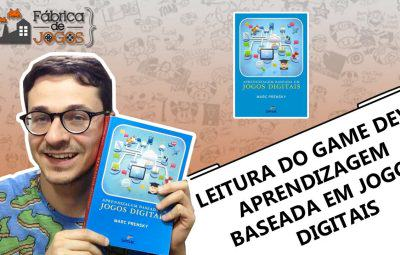 Leitura do Desenvolvedor de Jogos: A aprendizagem em jogos digitais