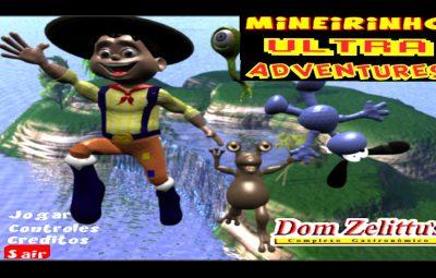 Game Design e Experiência em Jogos Digitais: Análise do Jogo Mineirinho Ultra Adventures