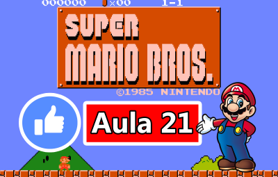 Criando o Jogo do Super Mario Bros no GameMaker #AULA21