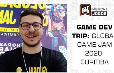 Game Dev Trip: Global Game Jam 2020 Curitiba