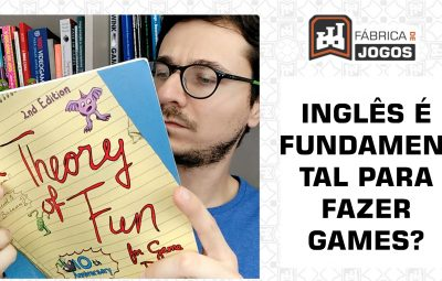 Inglês é fundamental para Desenvolver e Projetar Games?
