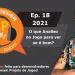 Podcast Game Design XP: Episódio 18 2021: O que Devo fazer na Analise de Jogo para Ver se é Bom?