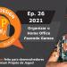 Podcast Game Design XP: Episódio 26 2021: Como se Organizar  Trabalhando em Casa ao Criar Games?
