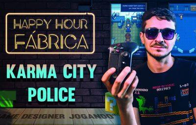 Participe do Happy Hour Fábrica de Jogos na Twitch